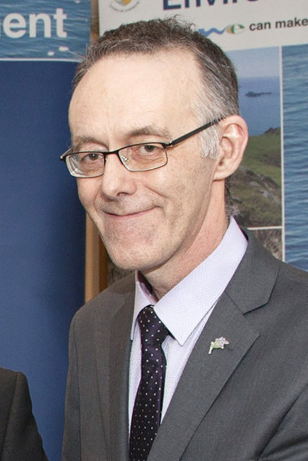 Hugh Maguire, environment officer, Wexford County Council