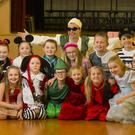 Members of Little Sea musical society who present 'Disney Magic and Christmas Classics' this week
