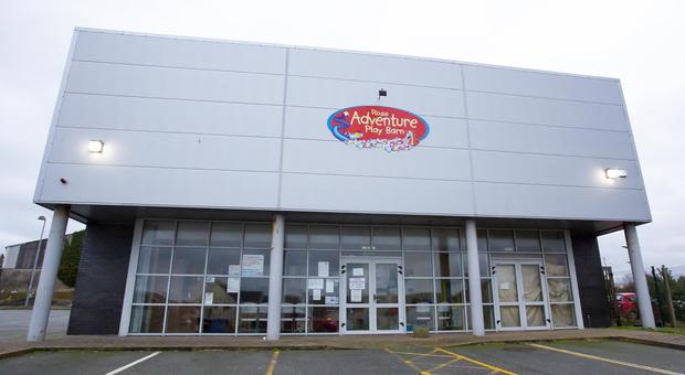The Playbarn Adventure Centre in New Ross is closing