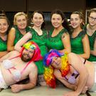 New Ross pantomime 'Peter Pan' rehearsals in St Michael's pastoral centre