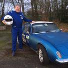 Sean Murray with his 1970 Lotus Elan