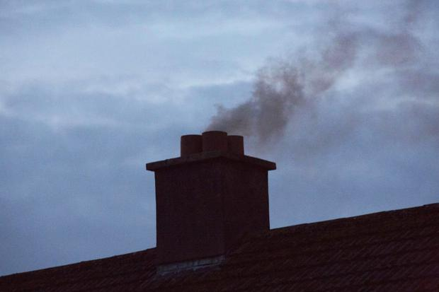 There is a ban on selling smoky coal in Wexford and district, but householders are travelling outside the area to buy smoky coal and then returning home to burn it