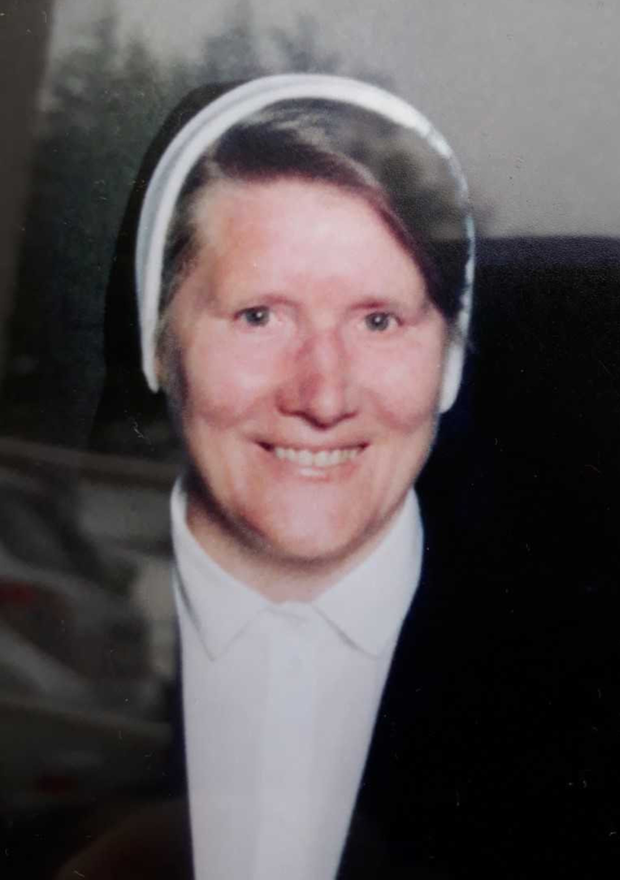 The late Sr Assumpta Ryan.