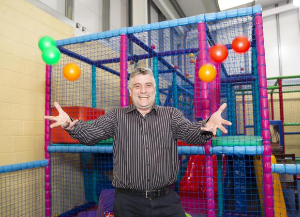 New Playbarn owner Mark Kilbride