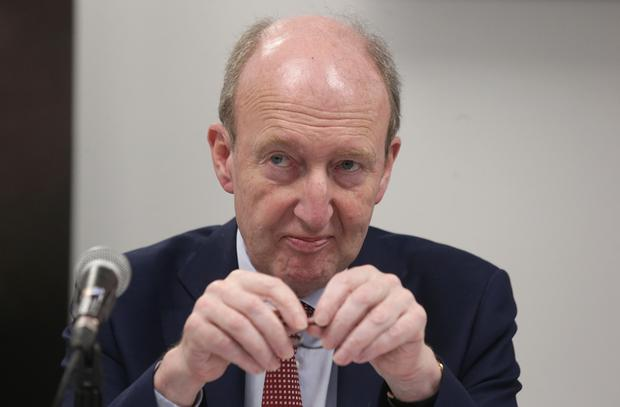 Minister for Transport Shane Ross