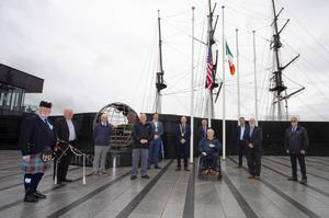 A special tribute to the late Jean Kennedy Smith was held at the Emigrant Flame in New Ross on Friday (19th)