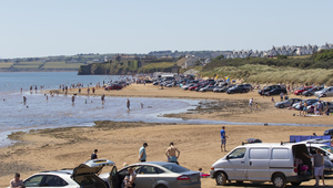 Duncannon Beach has been without a Blue Flag for 13 years