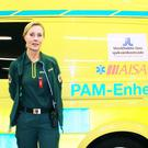 Mental health ambulances are being trialled in Stockholm this festive season