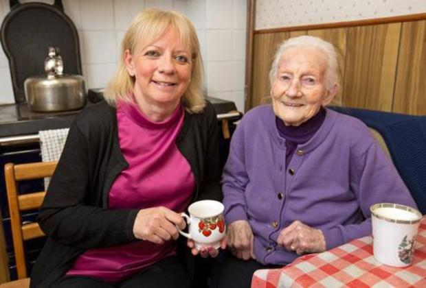 Befriending service combating loneliness which can have devastating health effects
