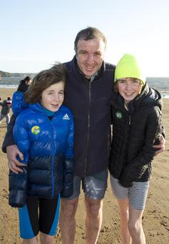 Dan, Jack and Bobby Nolan from Duncannon