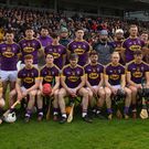 The Wexford Senior hurlers take on Laois this Sunday in the Leinster Senior championship. The Model men need to lay down a marker