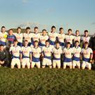 Ballyhogue at the Under 21 district football final