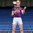 Dynamic wing-back Diarmuid O'Keeffe cannot wait for the challenge that Kilkenny will pose in Innovate Wexford Park on Saturday