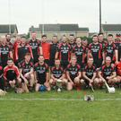 Oulart-The Ballagh celebrate their success in Sunday's All-County League Division 1 final.