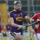 Jack O'Connor surges clear of Cork duo Darragh Fitzgibbon and Tim O'Mahony