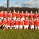 The successful squad from New Ross C.B.S.