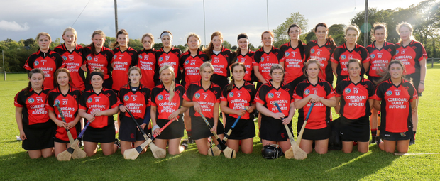 The league-winning Oulart-TheBallagh squad