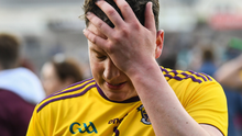 Wexford's Liam Ryan. Photo: Stephen McCarthy/Sportsfile