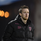 Wexford FC manager Damian Locke