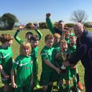 Cloughbawn are continuing where they left off after last year's Under-11 success.