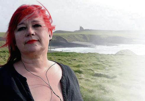 Nuala Redmond who wants to raise funds for hospitals through her weight-loss regime.
