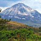 Errigal, Co Donegal, a quartzite mountain