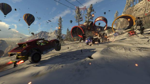 Players of all skill levels will get something from Onrush
