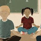 Mindfulness practices have been around for 1000s of years in many traditions