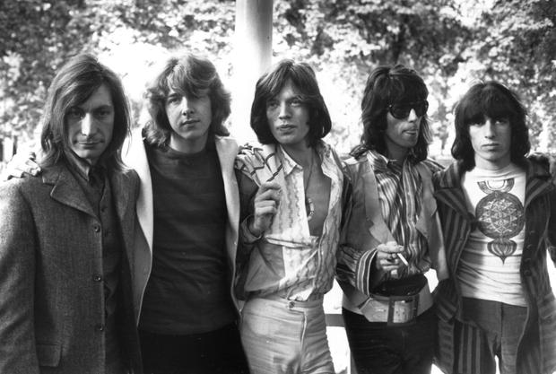 The Rolling Stones in 1969