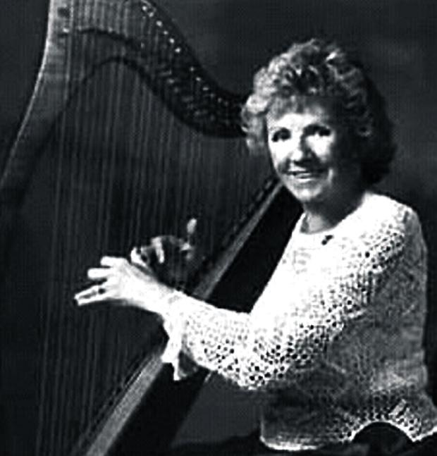 The late Grainne Yeats