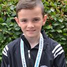 Community Games National Final winner from Castleconnor: Colm Rutledge, fourth place medal winner
