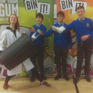 The annual Bin It! campaign visited Summerhill College in a bid to educate and raise awareness of issues surrounding litter and correct litter disposal amongst students. Students from Summerhill and Coláiste Muire, Ballymote participated in a workshop that visited their schools. Bin It! featured an actor-led workshop aimed at first and second year students, incorporating a theatre-in-education session which encourages students to dispose of gum litter, and litter more generally, in a responsible manner