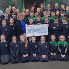 6th class pupils in Scoil Naomh Molaise, Grange recently raised €1400 for Cancer Care Support Sligo. They trained for the Cara 5K and decided to raise funds for a charity that is close to their hearts. Congratulations to all pupils in 6th class who celebrated their hard work by having a fabulous treat in The Jam Pot Cafe, Grange!