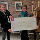 Recently a presentation made to Acquired Brain Injury Ireland of €1,000 by the Duffy Family, Doocastle, Ballymote. The Duffy family organised a 'Ronan Duffy Memorial Walk' in memory of their son Ronan, and used the opportunity to raise funds for three charities, Acquired Brain Injury Ireland being one of their chosen charities. Included in the photos is Gavin McGuire, Community Rehabilitation