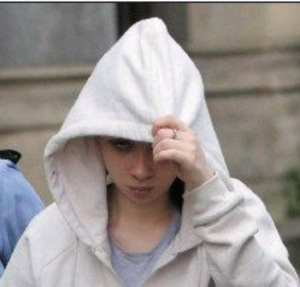 Nicole Chambers (24) at a previous sitting of Sligo District Court