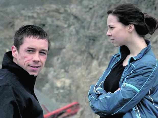 Actress Jane McGrath stars in the play and her breakthrough role was opposite Love/Hate's Killian Scott in Black Ice