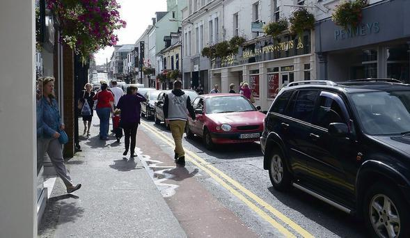 The pedestrianisation of O'Connell Street is once again back on the agenda.