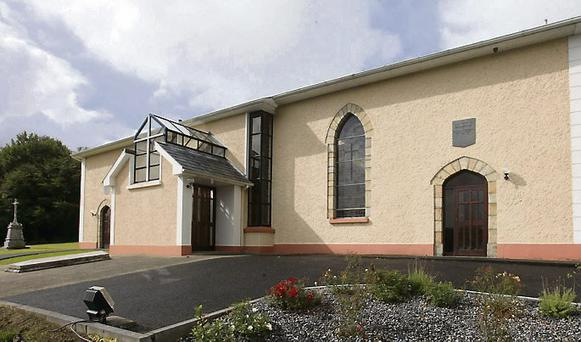 The Church of Mary the Mother of God, Newtownmanor.