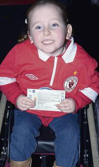 Sligo Rovers fan Leah Duggan (4)