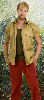 Kian Egan on 'I'm a Celebrity, Get Me Out of Here'