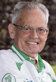 The late Gerry Murray.