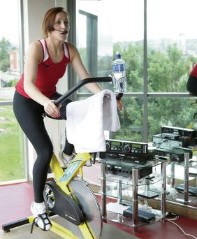Training aerobically will enhance your fitness and stamina.