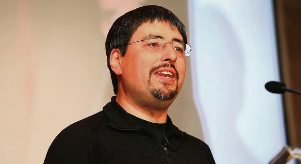 Bill Liao, who is behind the computer movement CoderDojo
