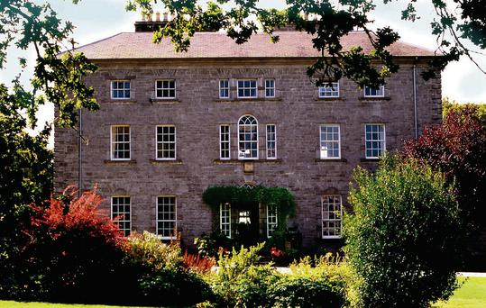 Coopershill House, Sligo