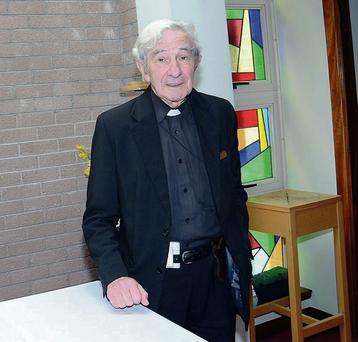 Fr John Carroll, who is chaplain at Sligo Regional Hospital and Cregg House.