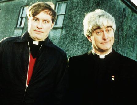 It was suggested that My Lovely Horse from Father Ted should be next year's Eurovision entry