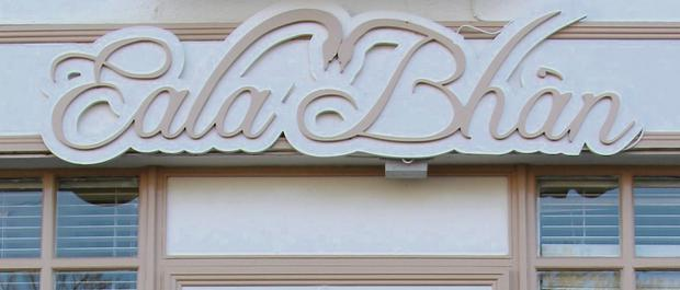 Eala Bhan restaurant in Sligo, where the theft took place.