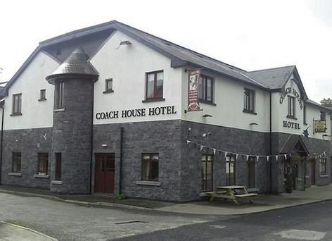 The Coach House Hotel in Ballymote