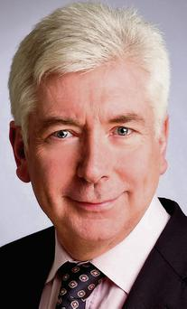 TD Alex White is in the running for Labour leader.