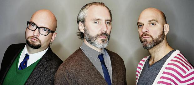 Jazz renegades The Bad Plus, who will open the Sligo Jazz Festival in the Hawk's Well on July 22nd